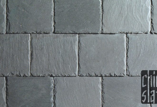 681 blue black slate board